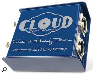 Cloud Microphones Cloudlifters