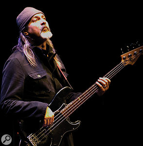 Producer Bill Laswell.