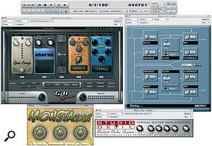 Guitar Recording Methods In Digital Performer