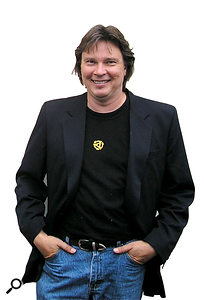 Author, Dan Daley.