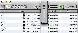 Digidesign Pro Tools 7.4