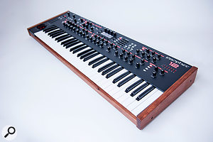 Prophet 12 polyphonic synthesizer