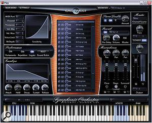 EWQL Symphonic Orchestra Play Edition