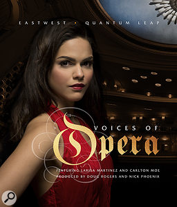 EastWest Voices Of Opera sample library.