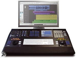 Euphonix MC Pro