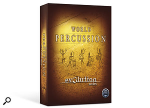 Evolution Series   World Percussion