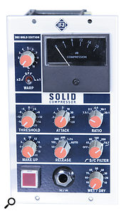 Funky Junk Industries Solid Compressor