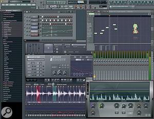 Image Line FL Studio 8