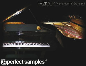 Imperfect Samples | Fazioli Concert Grand