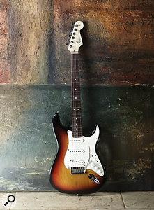 Fender VG Strat