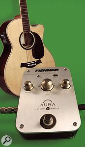 fishman aura imaging pedals. Black Bedroom Furniture Sets. Home Design Ideas
