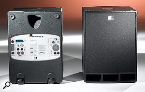 Fohhn LX601 & XS30