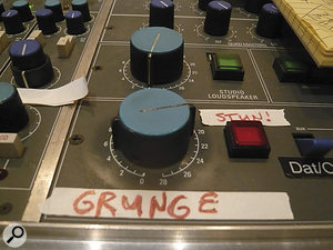 If anyone knows about grunge, it's Dave Grohl, Butch Vig and Krist Novoselic.