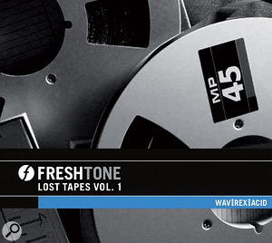 Freshtone Samples | Lost Tapes Vol. 1