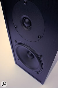 Graham Audio Swisstone LS3