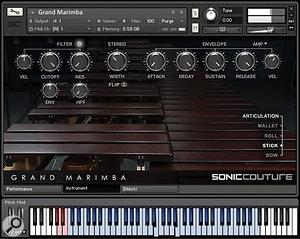 Soniccouture | Grand Marimba