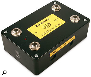 HED Balun Amp