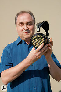 Dr Drag Colich is Chief Technology Officer of Audeze.