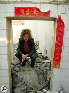 Chinese Crisis: Recording Hanggai's Folk Music