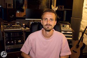 Producer Konstantin Kersting.