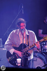 Andrew Hozier–Byrne has toured extensively in support of his single and album.
