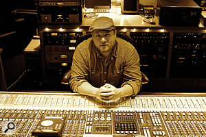 Mix engineer Andrew Wuepper was brought in by Josh Gudwin towards the end of the album production in order to meet punishing schedules.