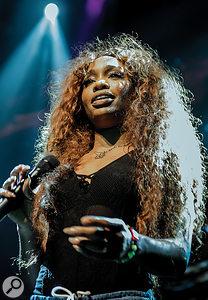 'All The Stars' is aduet between Kendrick Lamar and singer Solána Imani Rowe, aka SZA.