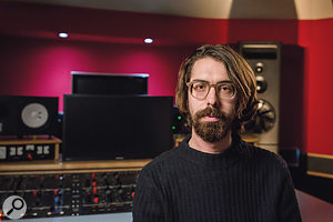 Sam Okell has been an Abbey Road engineer since 2000.