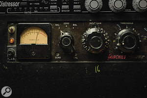 Another classic compressor used on both the original and the remixed Sgt. Pepper's was the Fairchild 660.