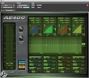 McDSP's AE400 dynamic EQ was used to retain tonal consistency in both Jay-Z and Beyoncé's vocals.