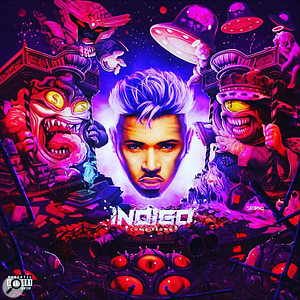 'Heat' Written by Chris Brown, Tyron Douglas (Buddah Bless), Aaron Lammer, K Thomas, Pitts, Akinlolu and Sergio Kitchens (Gunna). Produced by Buddah Bless.