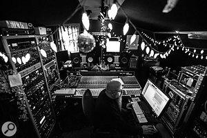 Vance Powell at Sputnik Studios.