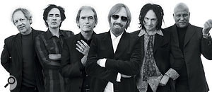 Tom Petty & the Heartbreakers have been mainstays of the US rock scene for almost 40 years.