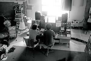 François Tétaz chose to work at The Mill on the tracks that he felt would benefit from its high-end analogue equipment.