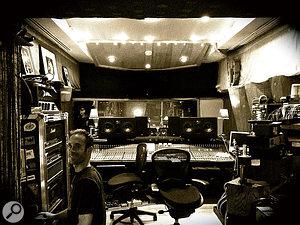 Jeff Rothschild at Henson Studio C.