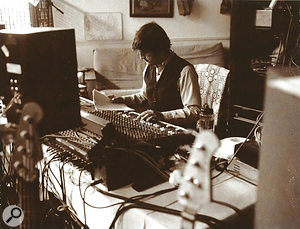 Tucker Martine took his favoured Proac monitors to the Happy Valley barn where the album was recorded. The Mackie desk was used only for monitoring.