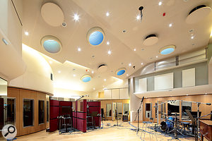 Nearly all of the soundtrack recording took place in the UK, beginning at Mark Knopfler's British Grove Studios in Chiswick.