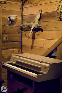 The Mellotron is one of Jonathan Wilson's favourite instruments.