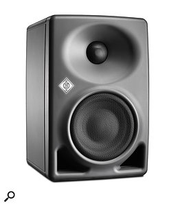 The KH80 DSP combines a 100mm woofer with the same 25mm dome tweeter as that used in the larger KH-series monitors.
