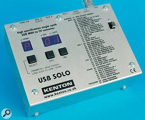Kenton USB Solo