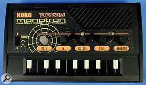 Korg Monotron Delay & Duo