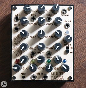LEP Multicassa synth module.