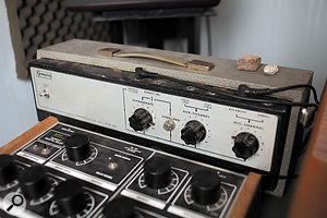 This humble Grampian spring reverb was key to some of the mysteries of the Black Ark dub sound.