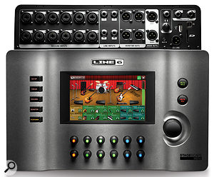 Line 6 Stagescape & Stagesource