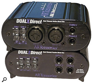 ART Dual X Direct & Dual Z Direct