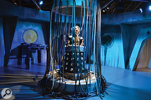 """Your sync licence does not include the territory of Skaro! You will be exterminated!"""