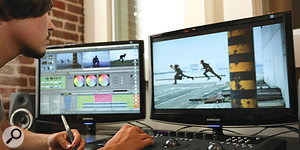 What happens in the edit suite, stays in the edit suite: video editors are usually operating under intense deadline pressure, and they need music that's good, easily available and hassle-free.