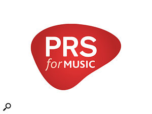 PRS For Music logo.