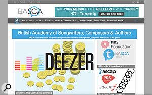 BASCA web site.