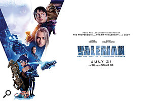 'Because' by the Beatles was used to stunning effect in the trailer for Valerian And The City Of A Thousand Planets.